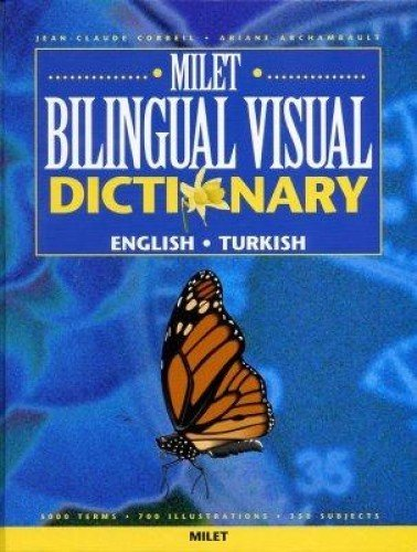 9781840592603: The Milet Bilingual Visual Dictionary: English-Turkish