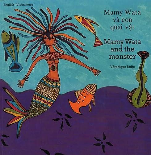 9781840592733: Mamy Wata and the Monster (English–Vietnamese) (Veronique Tadjo)
