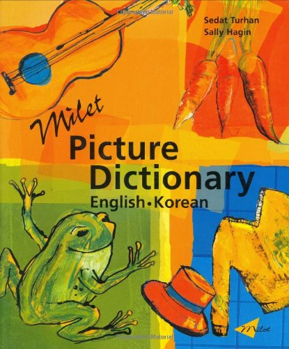9781840593563: Milet Picture Dictionary: English-Korean