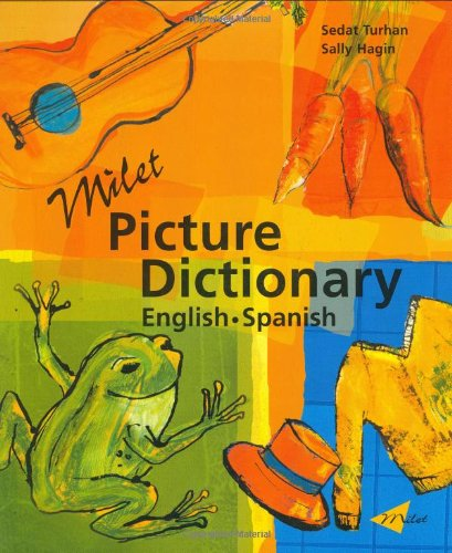 9781840593600: Milet Picture Dictionary: English-Spanish