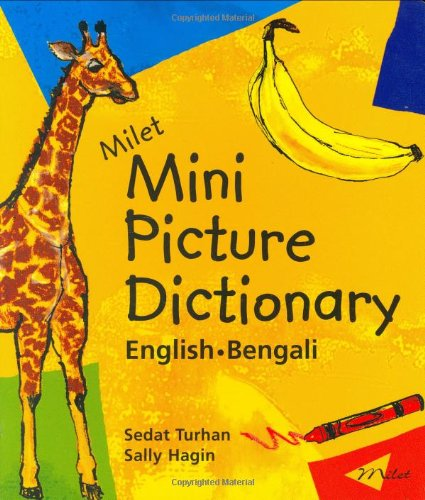 9781840593709: Milet Mini Picture Dictionary: English-Bengali
