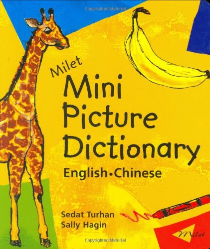 9781840593716: Milet Mini Picture Dictionary: English-Chinese