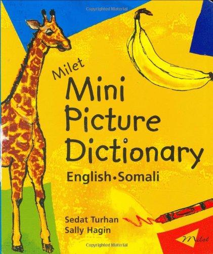 9781840593754: Milet Mini Picture Dictionary: English-Somali