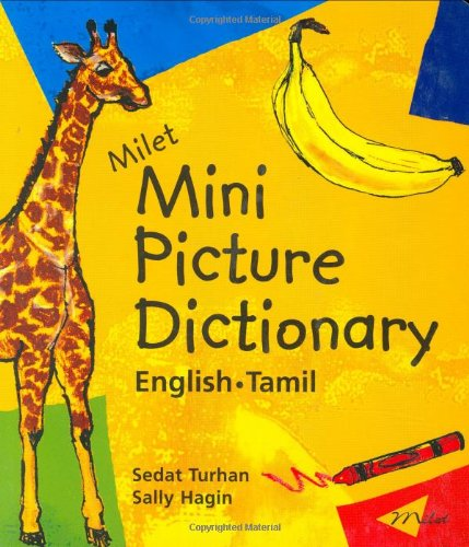 MILET MINI PICTURE DICTIONARY - Tamil -: Sally Hagin