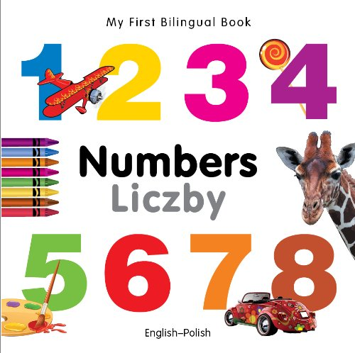 9781840595444: My First Bilingual Book–Numbers (English–Polish)