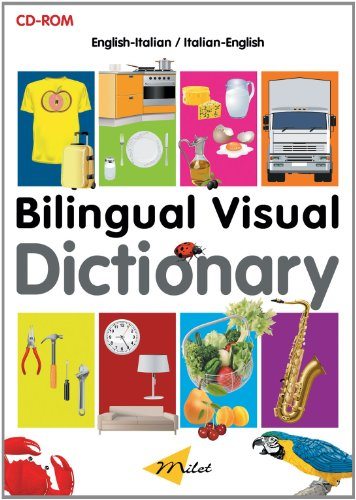Bilingual Visual Dictionary CD-ROM (English–Italian) (Milet Multimedia): Milet Publishing