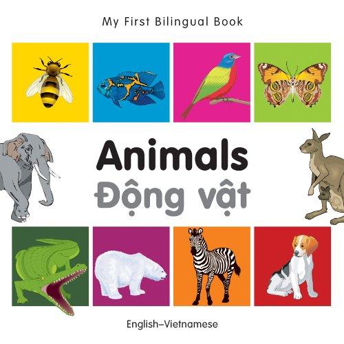 9781840596236: My First Bilingual Book–Animals (English–Vietnamese)