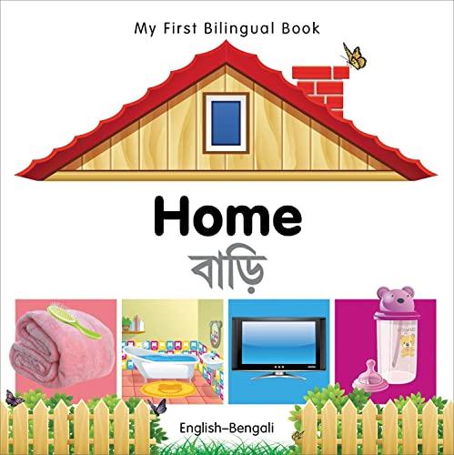 9781840596410: My First Bilingual Book–Home (English–Bengali)