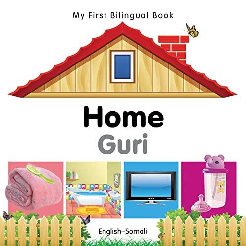 9781840596519: My First Bilingual Book–Home (English–Somali)