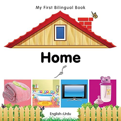 9781840596540: My First Bilingual Book–Home (English–Urdu)