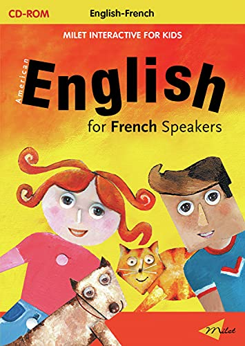 9781840596731: Milet Interactive For Kids Cd - English For French Speakers