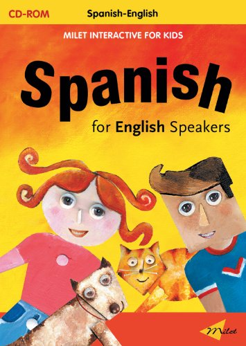 9781840596786: Milet Interactive for Kids - Spanish for English Speakers (Spanish and English Edition)