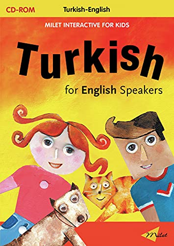 9781840596793: Milet Interactive for Kids - Turkish for English Speakers