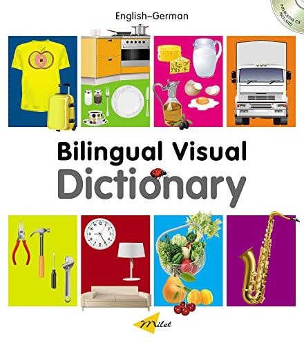 9781840596892: Milet Bilingual Visual Dictionary (English–German)
