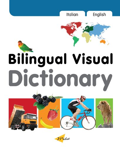 9781840596908: Bilingual Visual Dictionary with Interactive CD: English-Italian (Milet Bilingual Visual Dictionary)