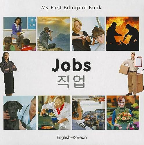 9781840597073: My First Bilingual Book–Jobs (English–Korean)