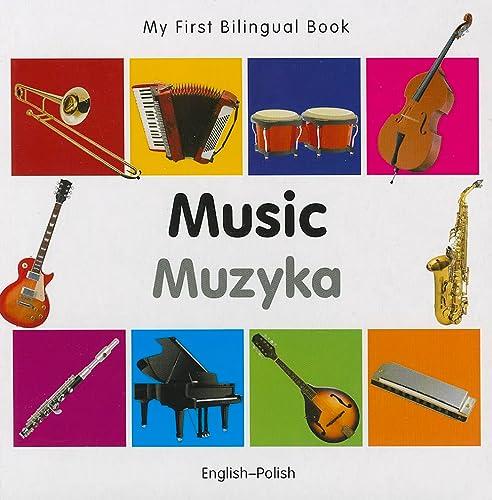 9781840597240: My First Bilingual Book–Music (English–Polish)
