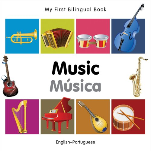 9781840597257: My First Bilingual Book–Music (English–Portuguese)