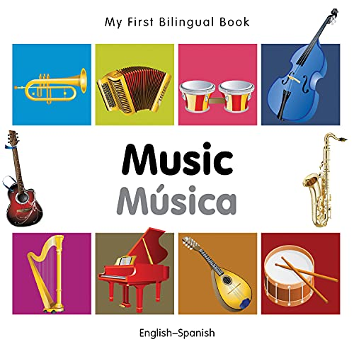 9781840597288: My First Bilingual Book?Music (English?Spanish) (Spanish and English Edition)