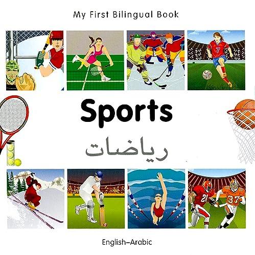 9781840597486: My First Bilingual Book–Sports (English–Arabic)