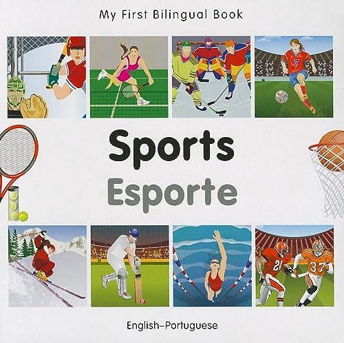 9781840597578: My First Bilingual Book–Sports (English–Portuguese)