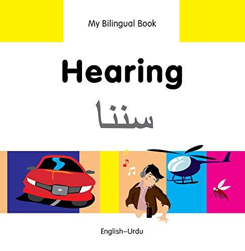 9781840597868: My Bilingual Book - Hearing - Urdu-English (My Bilingual Books)