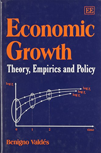 9781840640038: Economic Growth: Theory, Empirics and Policy