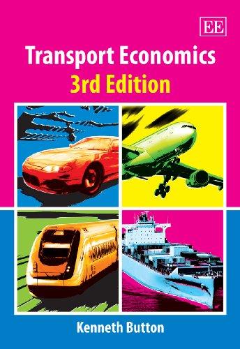 9781840641912: Transport Economics, 3rd Edition
