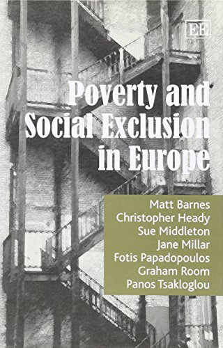 9781840643756: Poverty and Social Exclusion in Europe