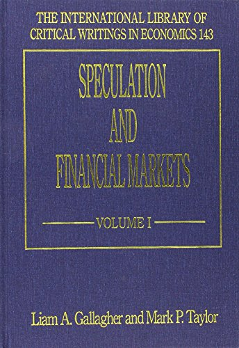 Speculation and Financial Markets (Hardback)
