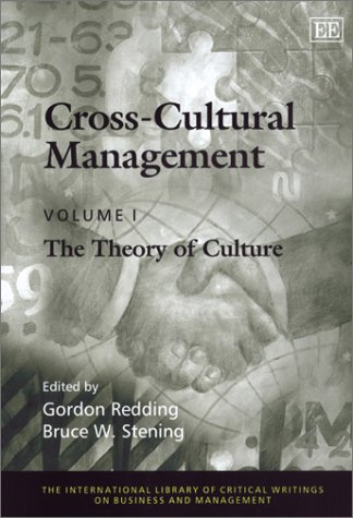 Cross-Cultural Management (Hardcover): Bruce W. Stening