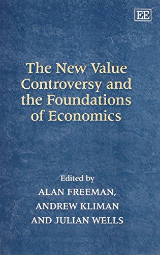 9781840645606: The New Value Controversy and the Foundations of Economics