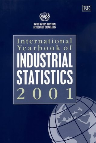9781840646191: International Yearbook of Industrial Statistics 2001 (In Association with United Nations Industrial Development Organization)
