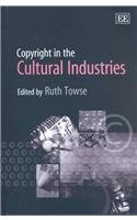 9781840646610: Copyright in the Cultural Industries