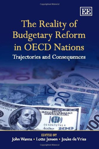 9781840646894: The Reality of Budgetary Reform in OECD Nations: Trajectories and Consequences