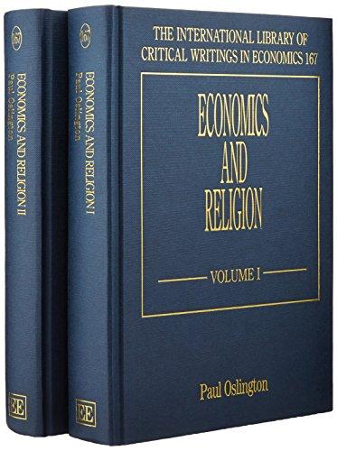 Economics and Religion (Hardback)