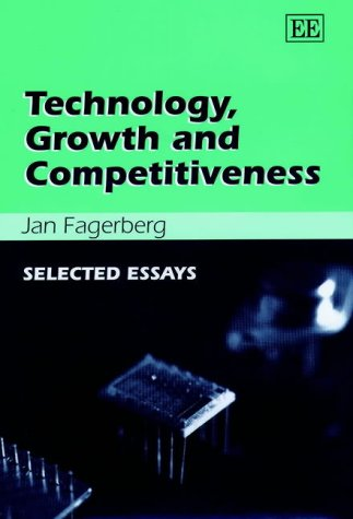 9781840648591: Technology, Growth and Competitiveness: Selected Essays