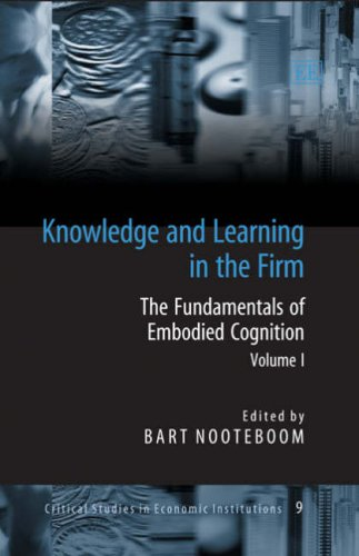Knowledge and Learning in the Firm (Hardback)