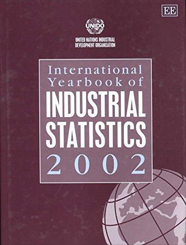 International Yearbook of Industrial Statistics 2002 (Hardback): United Nations Industrial ...