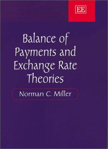 9781840649543: Balance of Payment and Exchange Rate Theories