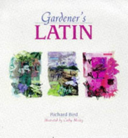 9781840650310: Gardener's Latin