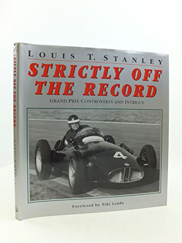 9781840650778: STRICTLY OFF THE RECORD