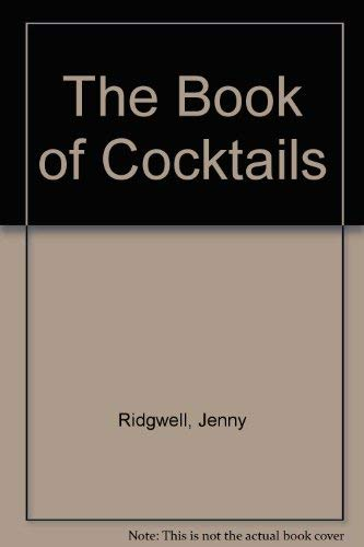 9781840651249: The Book of Cocktails