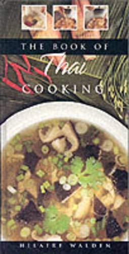 9781840651485: Book of Thai Cooking