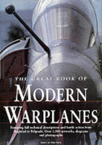 9781840651560: The Great Book of Modern Warplanes