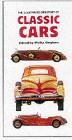 9781840652437: The Illustrated Directory of Classic Cars