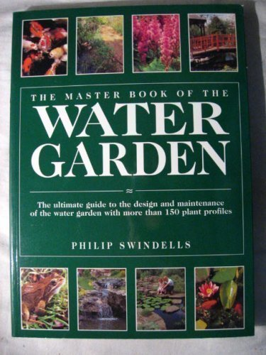 9781840652543: The Master Book of the Water Garden