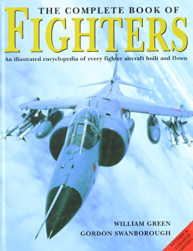 9781840652697: COMPLETE BOOK OF FIGHTERS