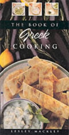 9781840652710: The Book of Greek Cooking