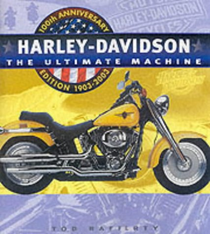 9781840653724: Harley: Centenary Edition: The Ultimate Machine